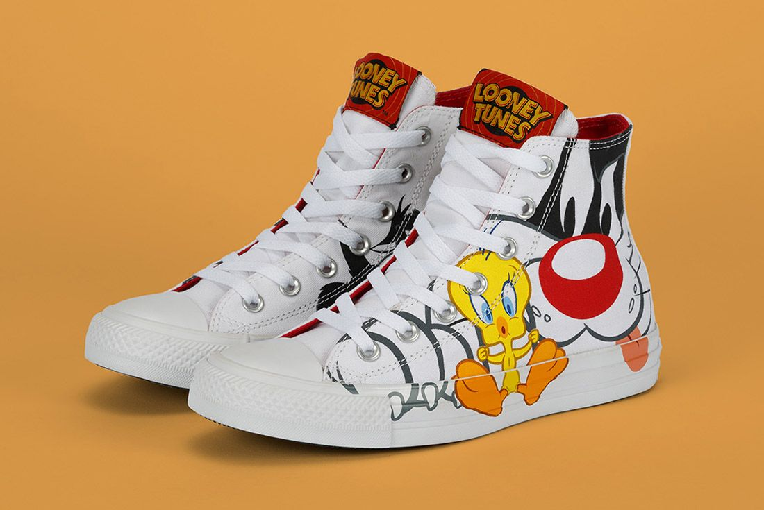 Converse Looney Tunes Rivalry Collection 3