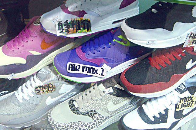Sneaker Street Mong Kok Under Threat 4