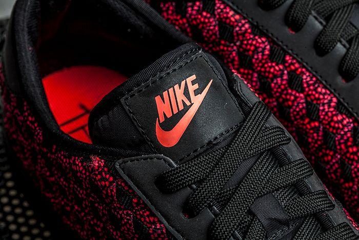 Nike Tennis Classic Woven Lava 3