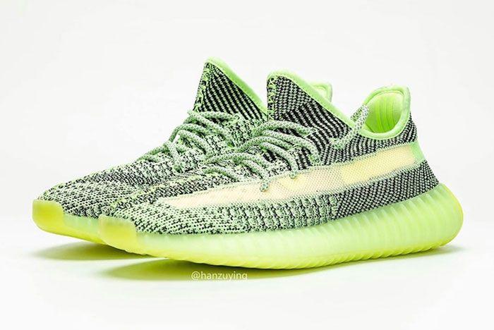 Adidas Yeezy Boost 350 V2 Yeezreel Reflective Glow Release Date 2 Pair