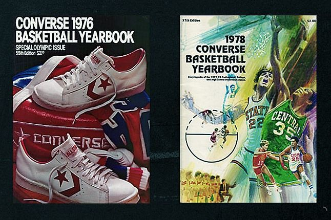 Converse Yearbook 1976 1978 1