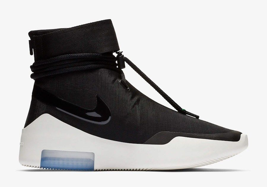 Nike Air Fear Of God Shoot Around At9915 001 Release Date 2