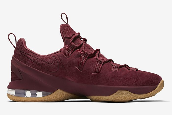 Nike Le Bron 13 Low Team Red7