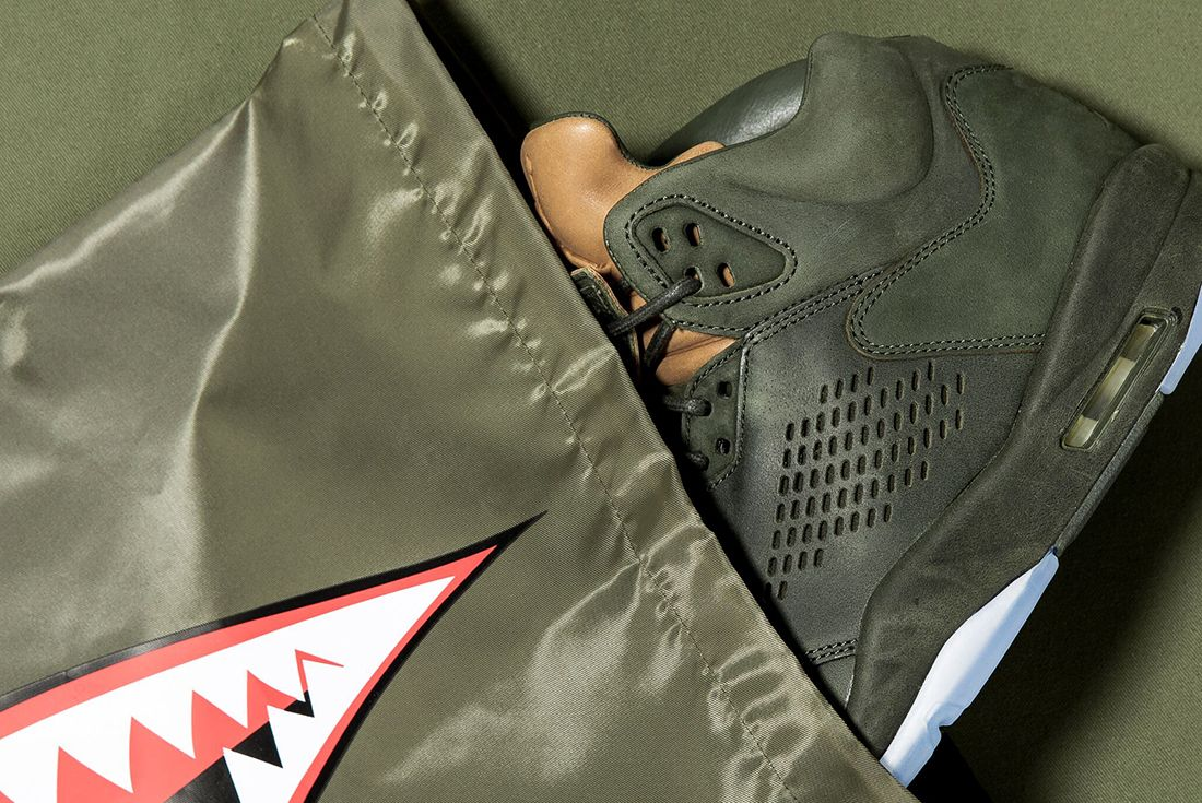 Air Jordan 5 Take Flight13