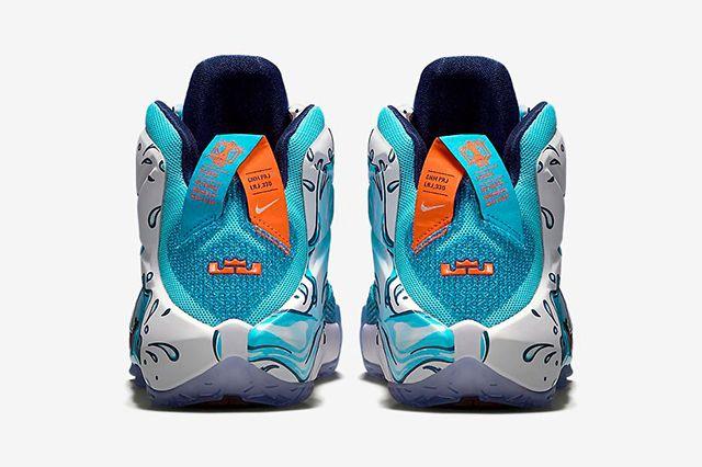 Nike Lebron 12 Gs Buckets 5
