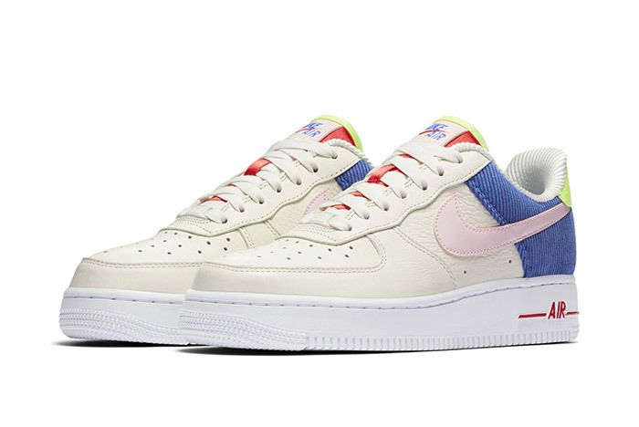 Nike Colour Pack Air Force 1 4