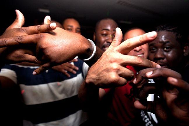 G Shock Nigel Sylvester Party 25 1