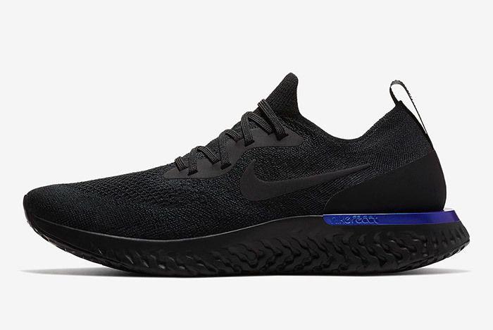 Nike Epic React All Black 5