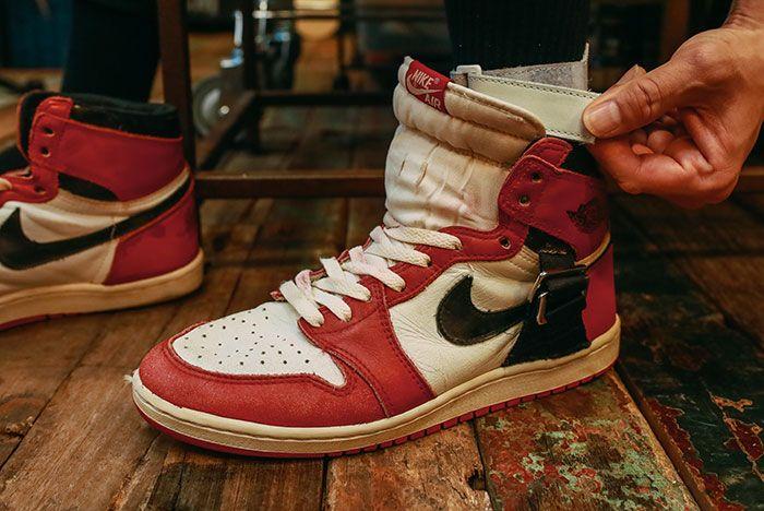 Sbtg Sabotage Rehab S O S Air Jordan 1 Up Close 6 On Foot