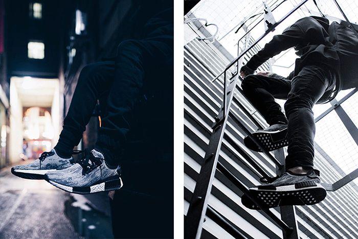 Adidas Nmd R1 Primeknit Core Black7