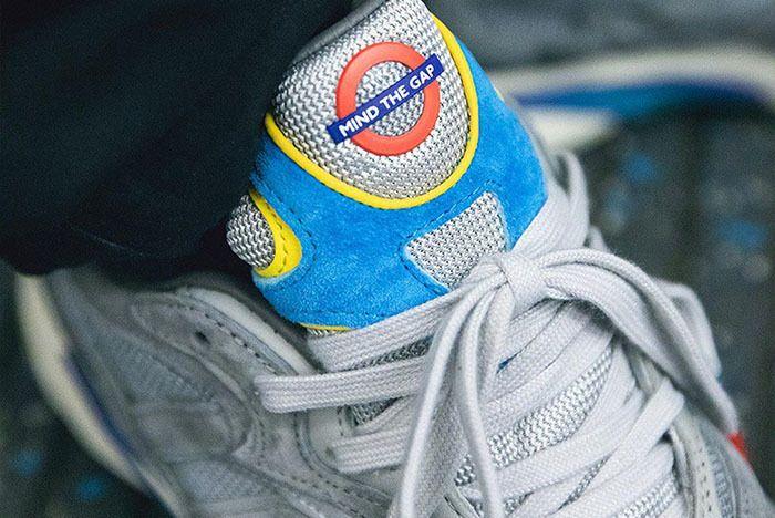 Tfl Adidas Temper Run London Underground 5