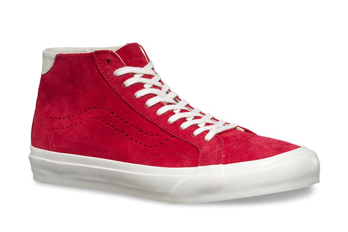 Vans Court Mid Dx Pig Suede Pack6