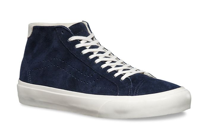 Vans Court Mid Dx Pig Suede Pack2