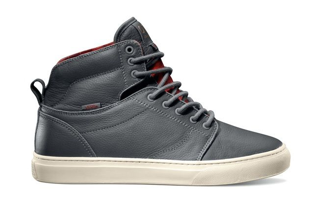 Vans Otw Collection Alomar Palm Camo Grey Turtledove Holiday 2013