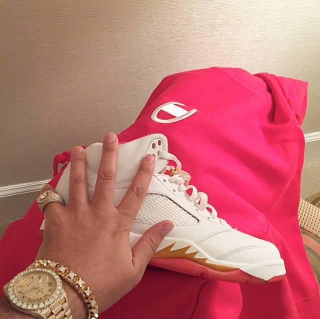 Sneaker Style Profile Dj Khaled 26