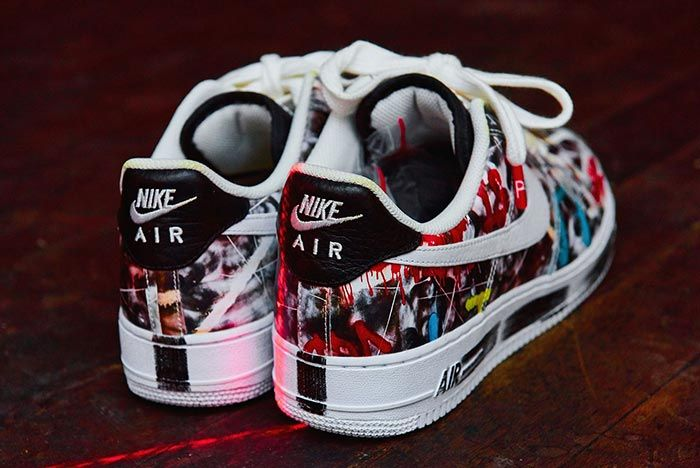 G Dragon Peaceminusone Nike Air Force 1 Heel