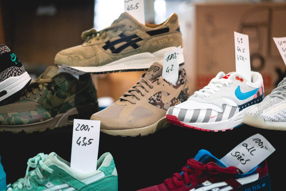 Sneakerness Cologne 2019 Recap 7 Country Camo
