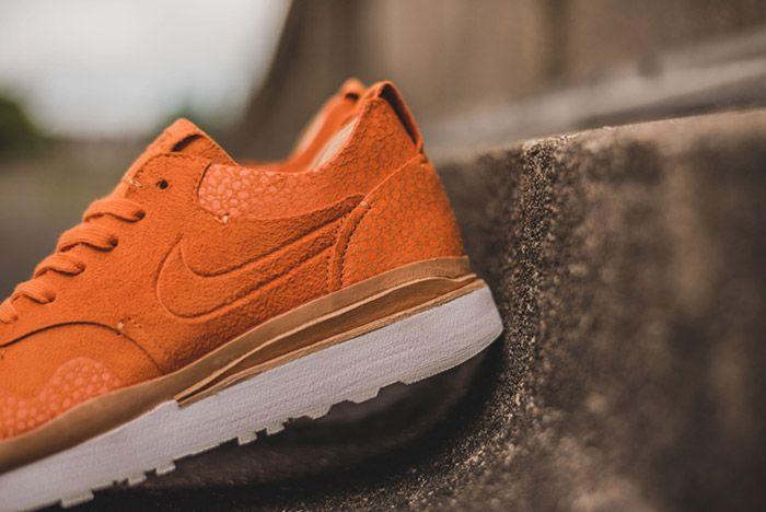 Nike Air Safari Royal Orange 4