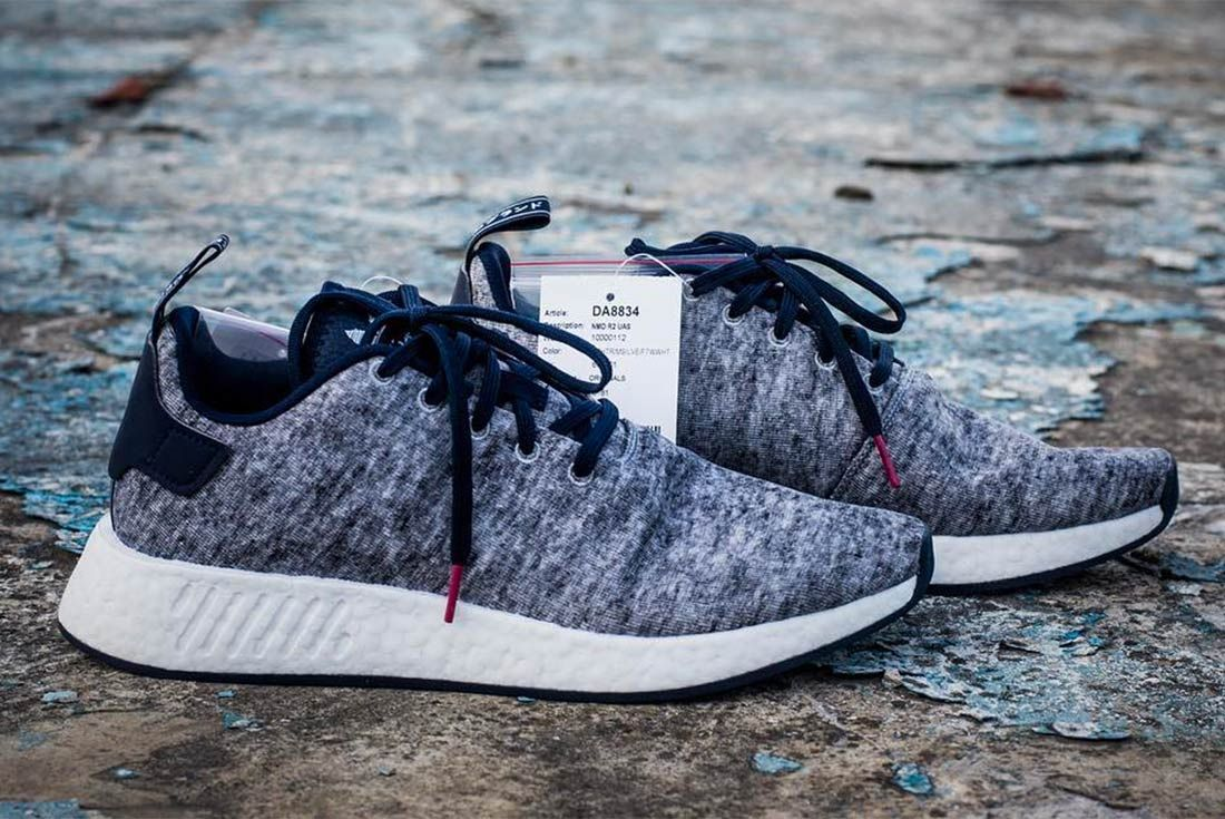 United Arrows X Adidas Nmd R2 3