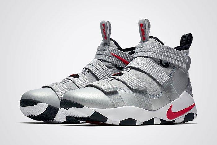 Nike Lebronsoldier 11 Silver Bullet Thumb