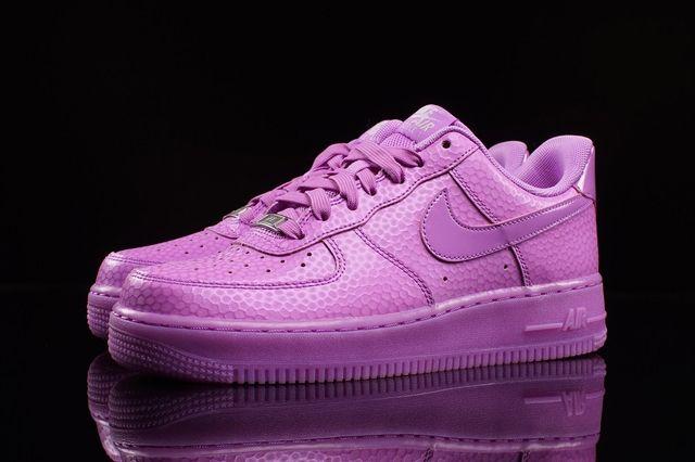 Nike Air Force 1 Fuschia Glow 1