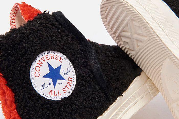 Kith Disney Converse Chuck 70 Mickey Mouse Release Date 9Plush Hero Shot