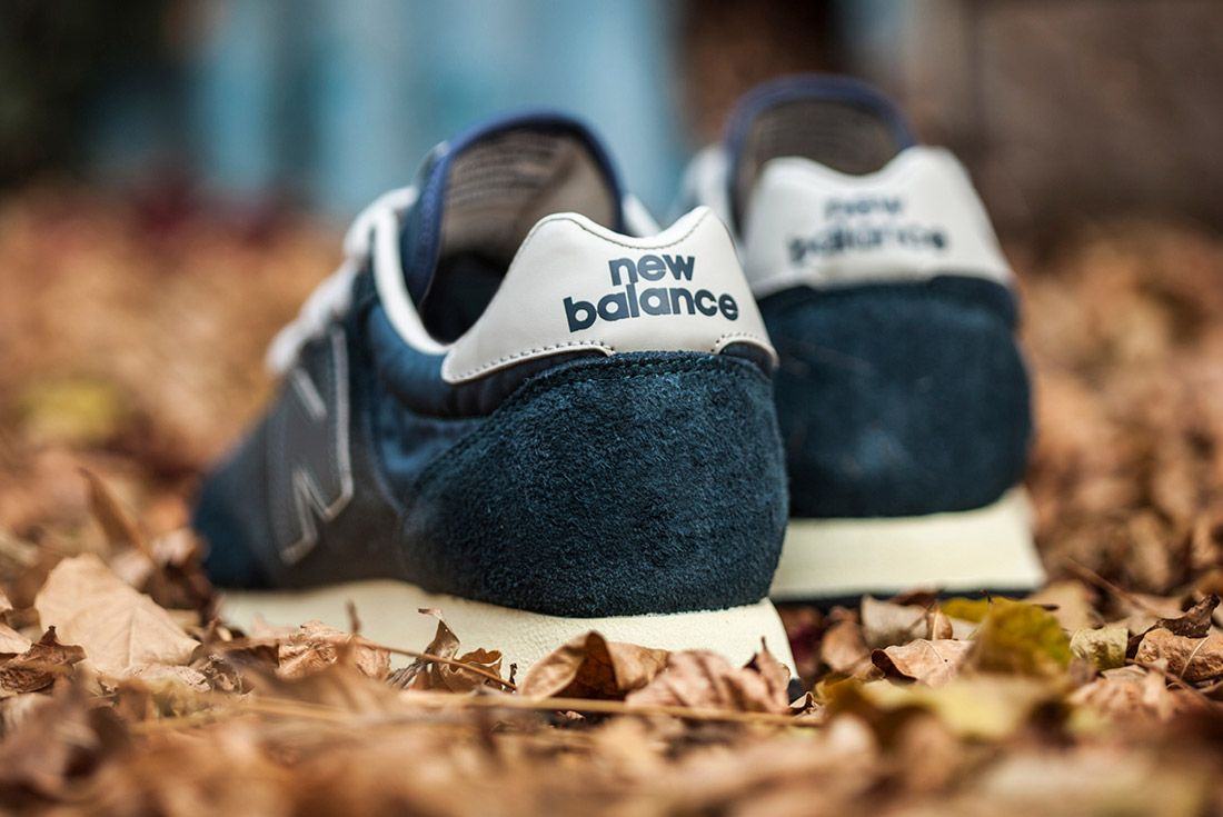 New Balance 520 Hairy Suede 7