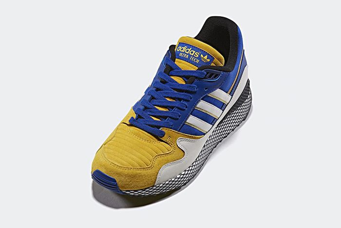 Dragon Ball Z Adidas Ultra Tech Vegeta Official 3