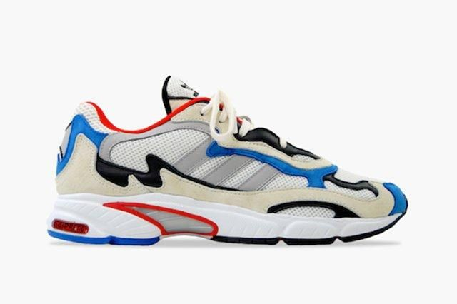 Adidas Originals Temper Run Red White Blue 3
