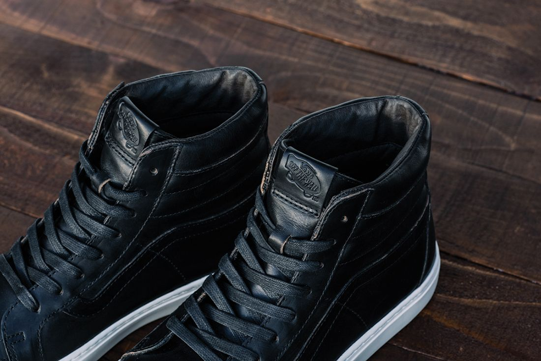 Horween Leather X Vans Vault Collection20