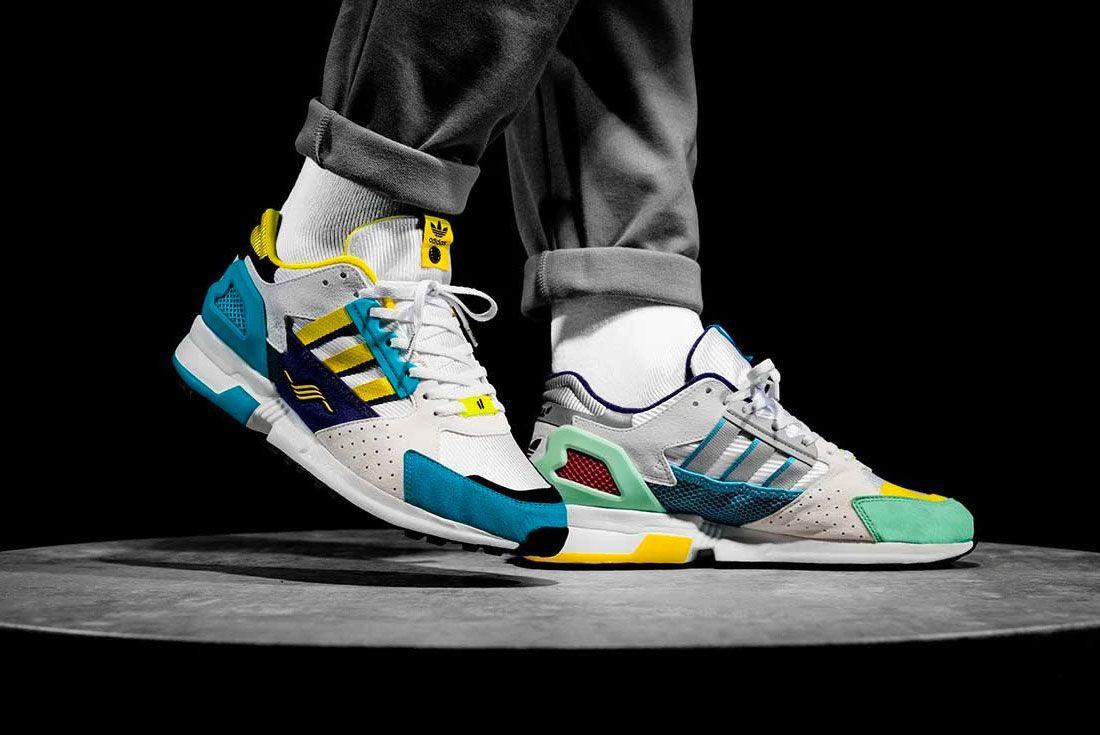 Adidas Consortium Overkill Zx 10000