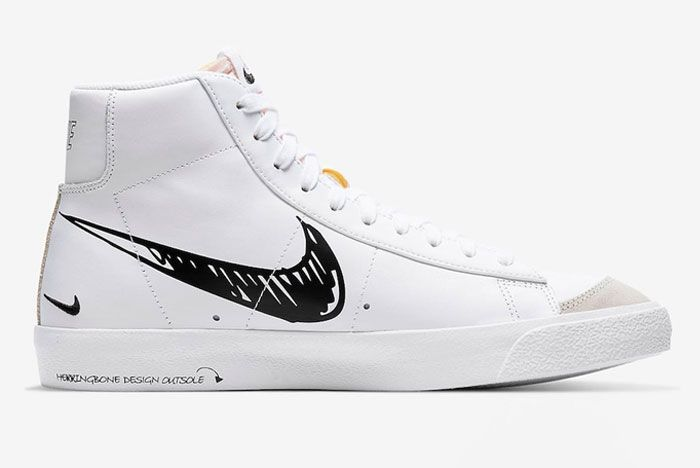 Nike Blazer Sketch Pack Right