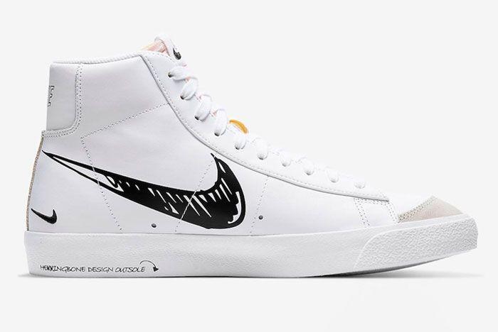 Nike Blazer Sketch Pack Right