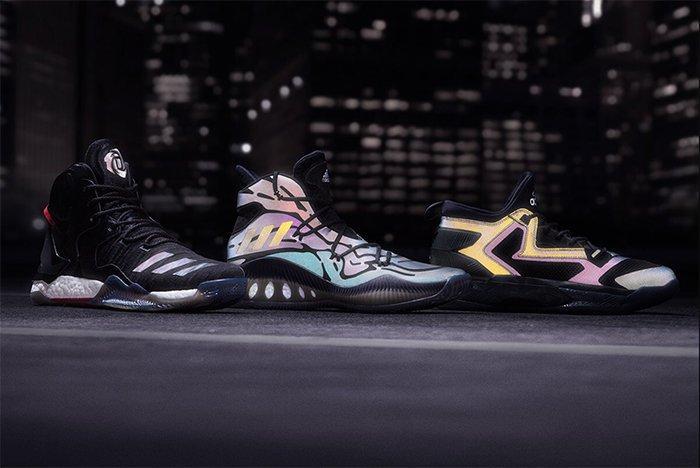 Adidas Basketball Xeno Pack Feature