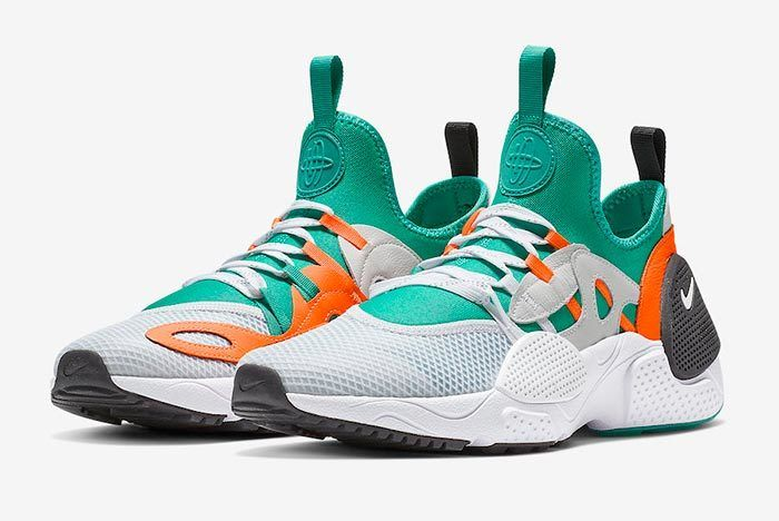 Nike Air Huarache Edge Emerald 1