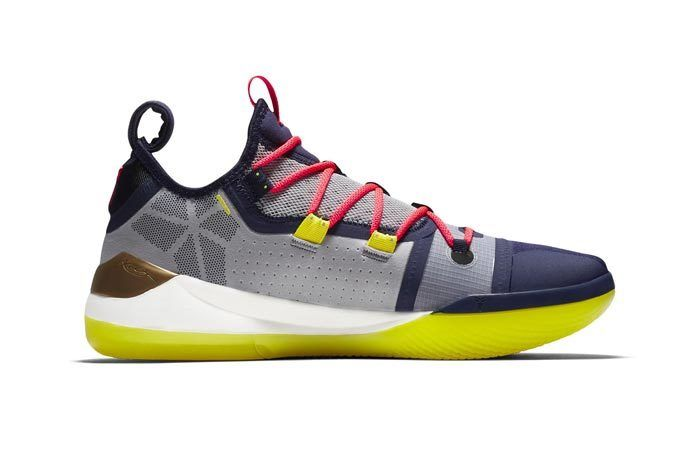 Nike Kobe A D Multicolour 3