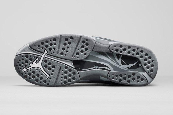 Air Jordan 8 Cool Grey 5