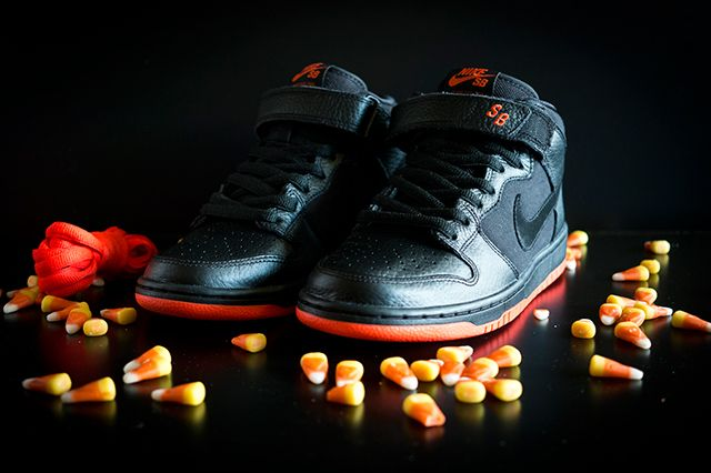 Nike Sb Halloween 1