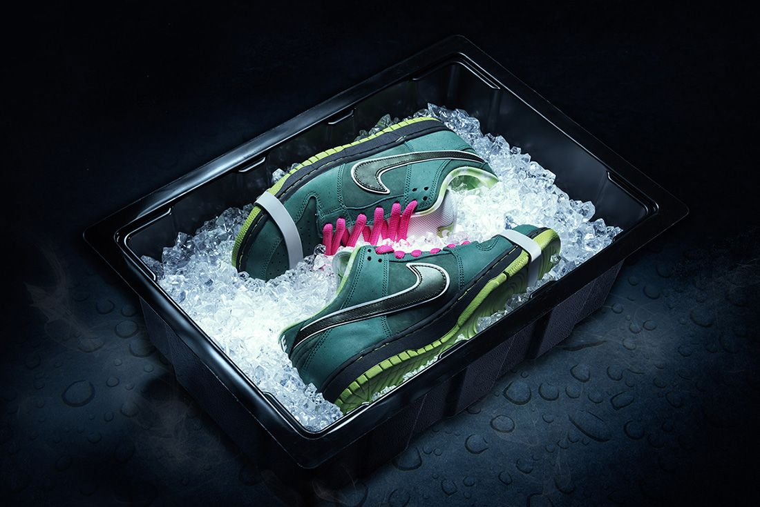 concepts nike sb dunk low lobster