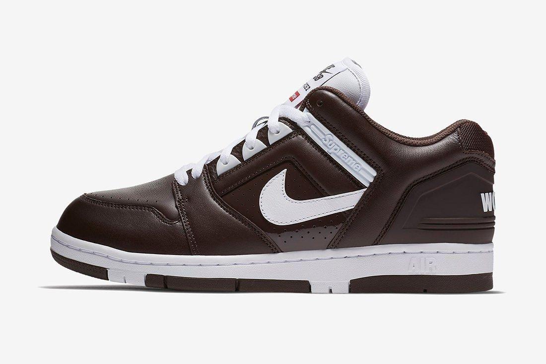 Supreme X Nike Air Force 2 2 1
