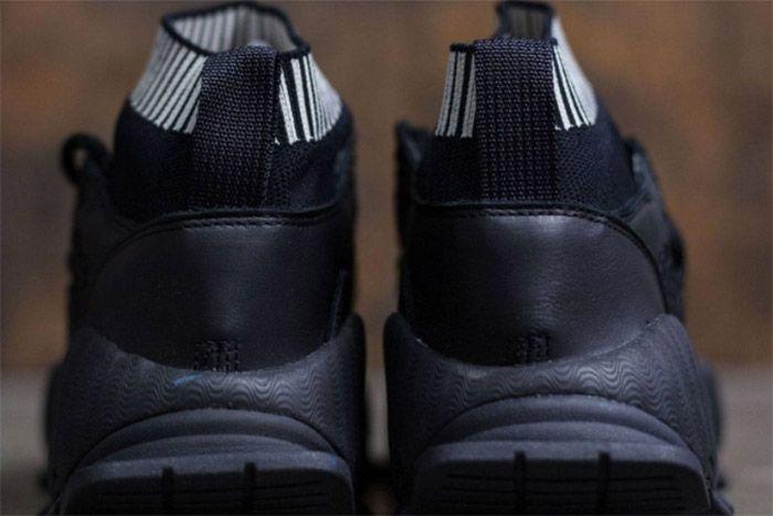 Adidas Seeulater All Black Primeknit 2