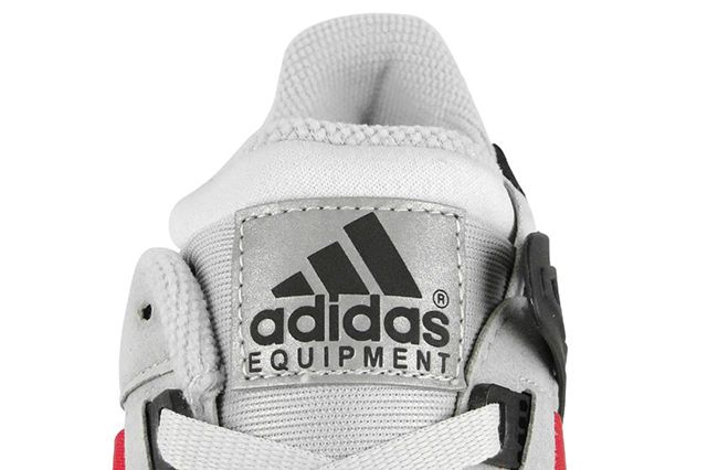 Adidas Eqt Running Support 93 Toro Red Ice Grey 5