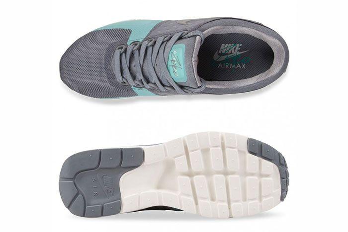 Nike Air Max Zero Wmns Grey Teal 3