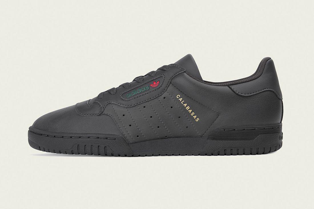 Adidas Yeezy Powerphase Black 1