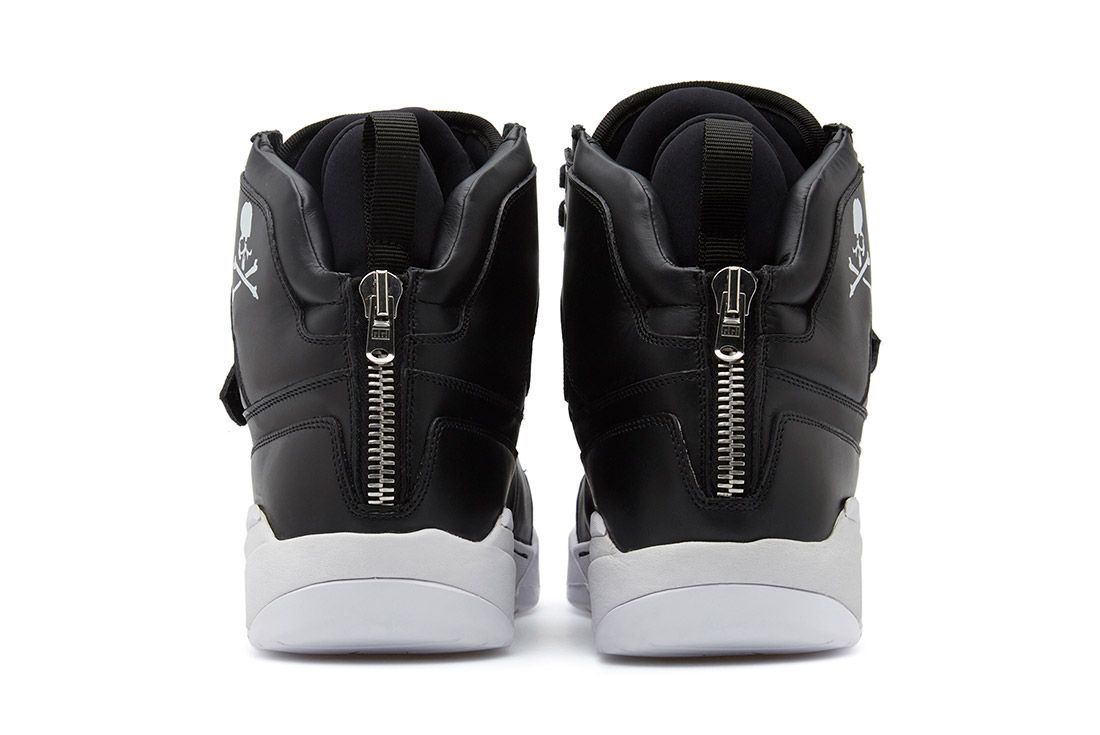 Search Ndesign X Mastermind Ghost Sox Sneaker Freaker Black 6