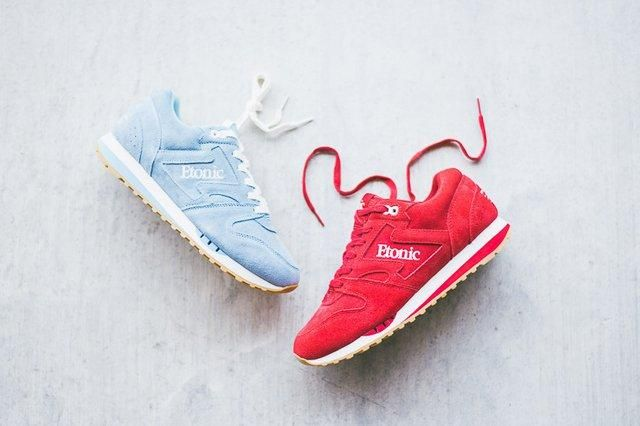 Etonic Trans Am Suede Runner Delivery Two 10