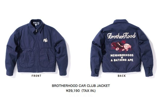 Bro Hood Neighborhood Bape Harajuku 2 1