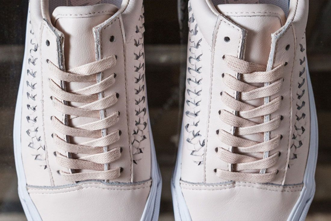Vans Woven Leather Collection 9