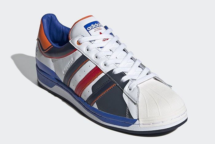Adidas Superstar Starting Five Toe