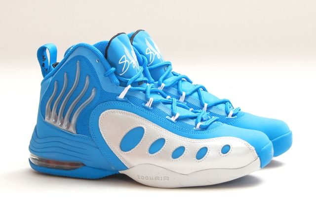 Nike Sonic Flight Electric Blue Thumb